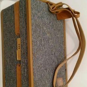 Handbags - Hartman carry-on, vintage, EXCELLENT Cond